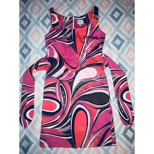 Dresses & Skirts - Paisley-ISH(?) pink dress